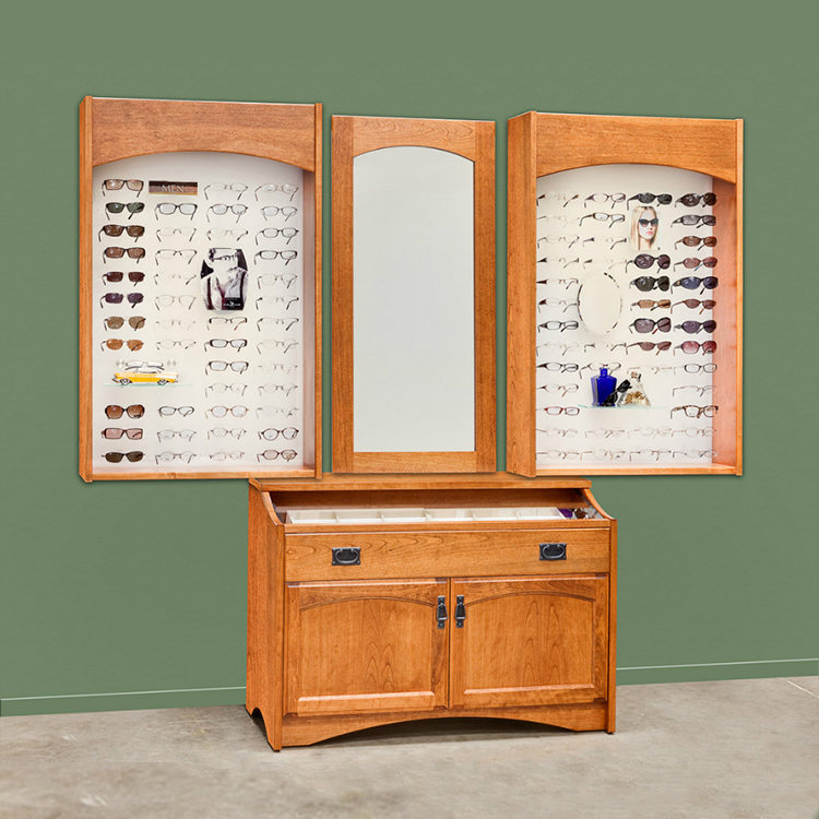 Optical Display Cabinet